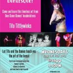 Learn Burlesque