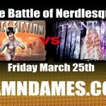 The Battle of Nerdlesque
