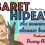 Cabaret Hideaway 2017-03-31