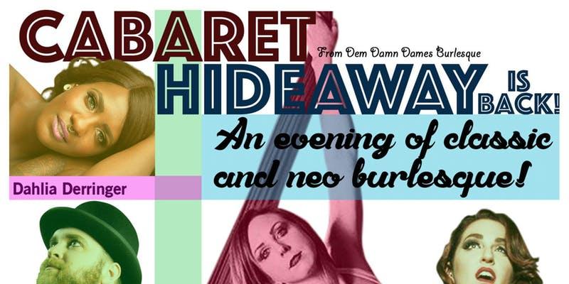 Cabaret Hideaway IV