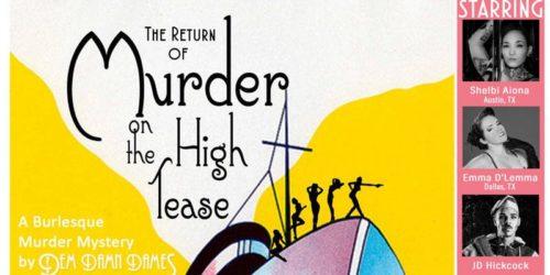 Murder On The High Tease